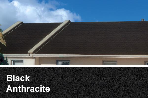 Black anthracite roof coating scotland