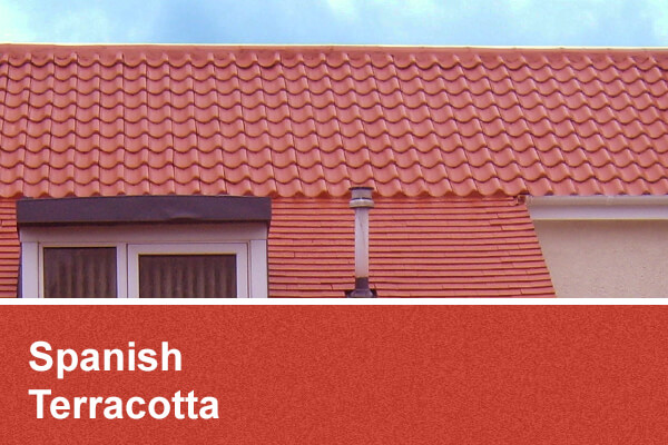 spanish teracotta roof coating scotland